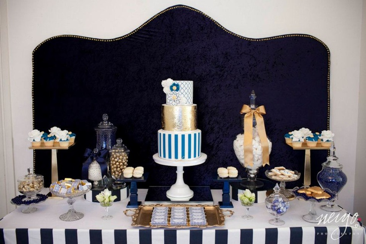 blue gold baby shower fiestas pinterest the ribbon blue gold