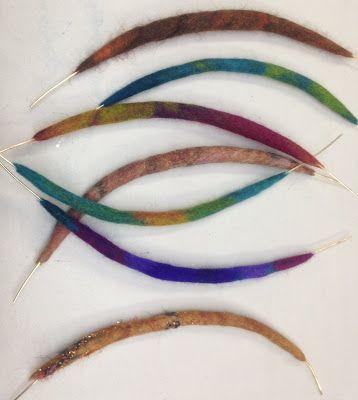 Arlenesfelt: Budding Bracelets