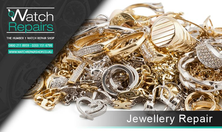 Experienced in Jewellery Repairs  We are approached on a daily basis to conduct Jewellery Repairs. Because we are continuously working on ...
