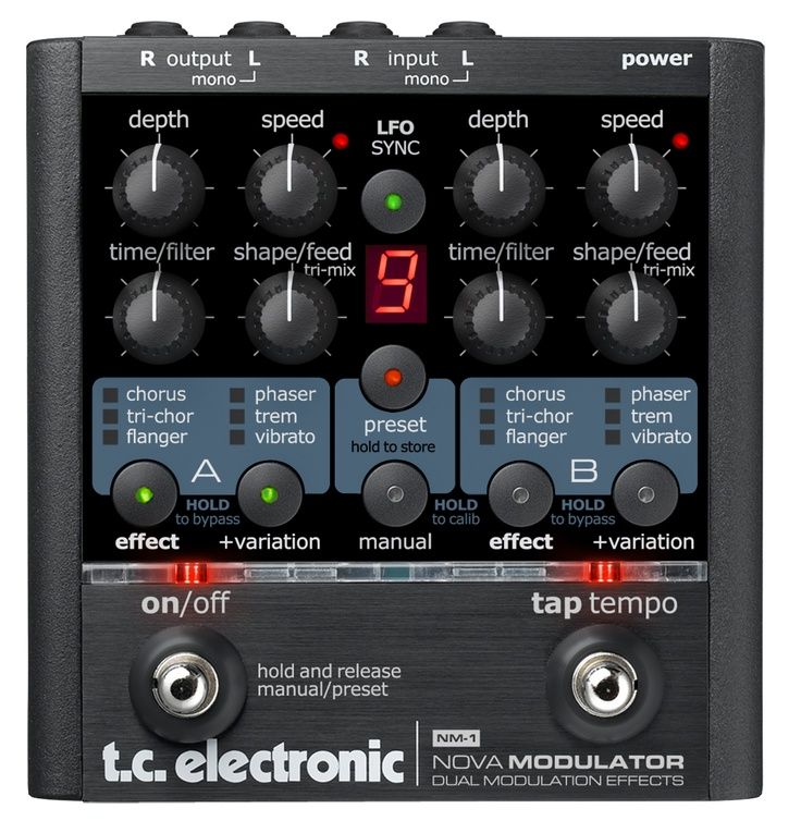 TC Electronic Nova Modulator