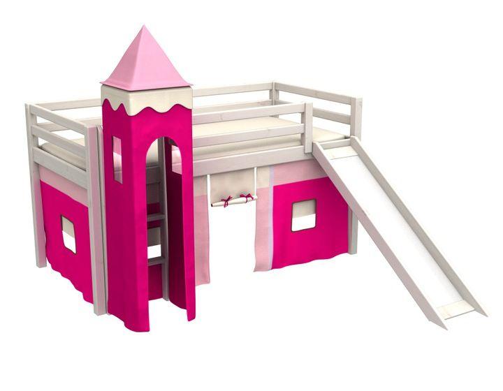łóżko Dla Dziecka Matzjeżdżalniałóżko Dziecięce Pokoiki