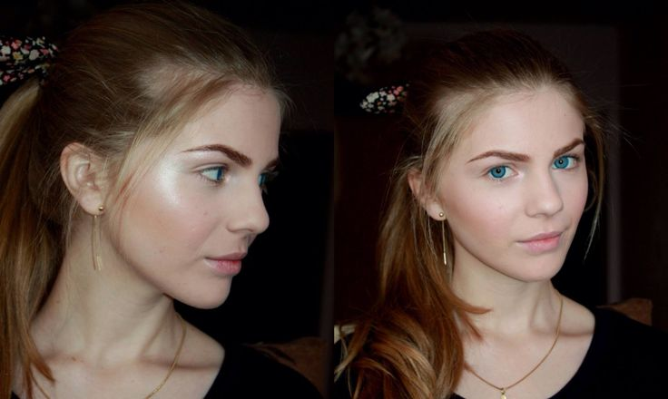 The power of natural makeup❤️