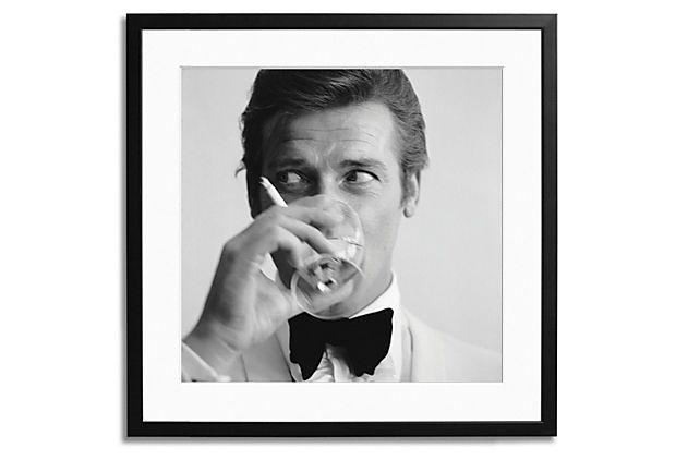 Shaken, Not Stirred on OneKingsLane.com Roger was my favorite Bond, until Daniel Craig came along.