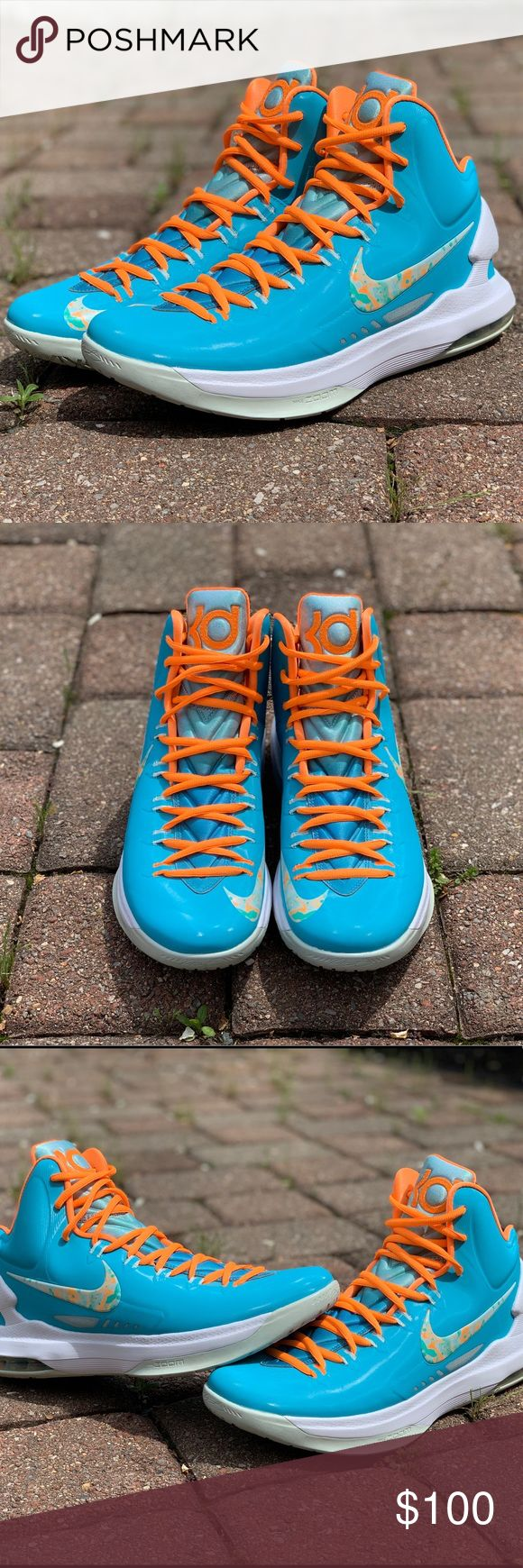 Nike KD V Easter Addition 100% Authentic | Kevin durant ...