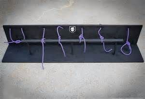 Build a DIY Knot Tying Station to Practice Your Knots - ITS Tactical