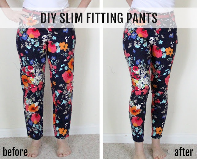 mama says sew: DIY Slim Fitting Pants with Jess the Sewing Rabbit need this to shrink pants after losing weight