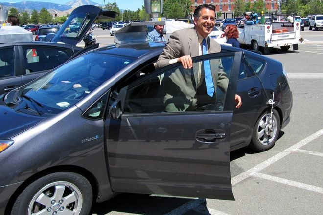 Eno Study Self Driving Cars