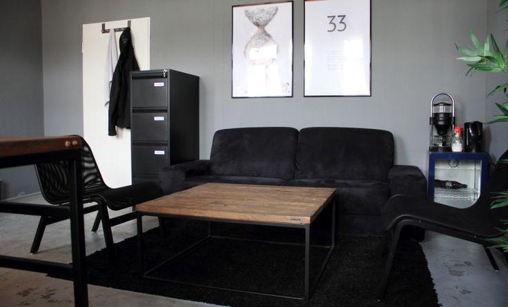 Freier Büroraum im Industriestil mitten in Frankfurter Innenstadt #Büro, #Bürogemeinschaft, #Office, #Coworking, #Frankfurt