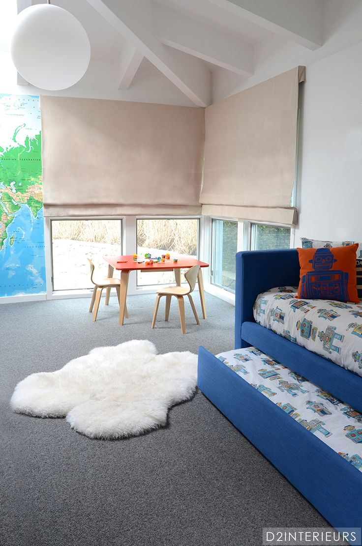 Splashy ikea hemnes daybed technique san francisco contemporary kids - The Ultimate Playspace D2 Interieurs