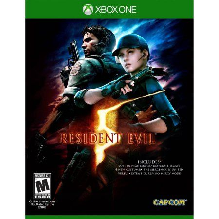 Resident Evil 5 HD- Xbox One