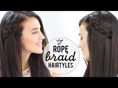 Patryjordan Easy Hairstyles For Short Hair : M?s de 1000 im?genes sobre Cute hairstyles en Pinterest Peinados ...
