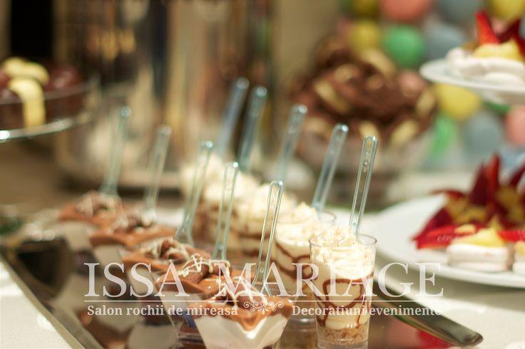 Decoratiuni botez candy bar multicolor IssaEvents 2017