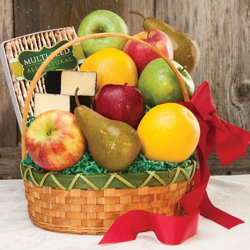 Stew Leonard's - Just Right Fruit Basket - http://mygourmetgifts.com/stew-leonards-just-right-fruit-basket/