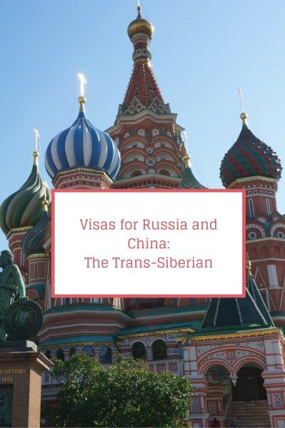 visas for Russia - Grassroots nomad