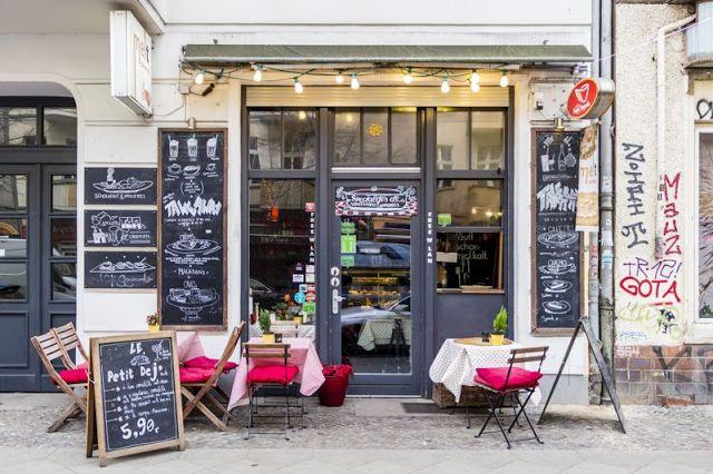 Gastronomía día a día: Creperie Melt, Berlín
