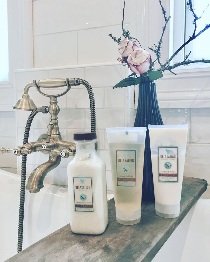 Forever Aroma spa collection ! @behindabluedoor #foreverbluedoor