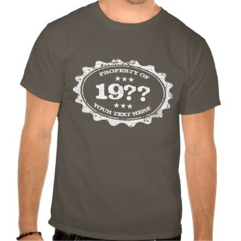 1000 images about t shirt on pinterest tee shirts t for Property of shirt designs