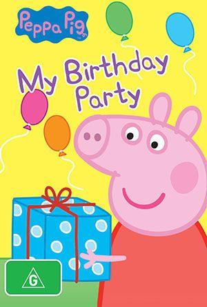 Pipsa Possulla on syntymäpäivät, olet katsojana tervetullut mukaan juhlatunnelmaan.