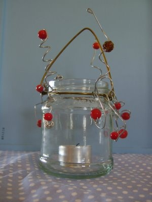How to make your own Votive hurricane lantern - Wellsphere: Crafts For Kids, Baby Food Jars, Kids Crafts, Crafts Kids, Bottle Art, Arts & Crafts
