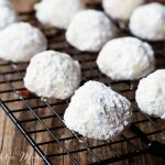 Sandies - Mexican wedding cookies