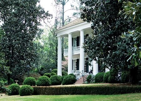 OldHouses.com - 1849 Traditional - Fabulous Greek Revival Home in Lagrange, Georgia