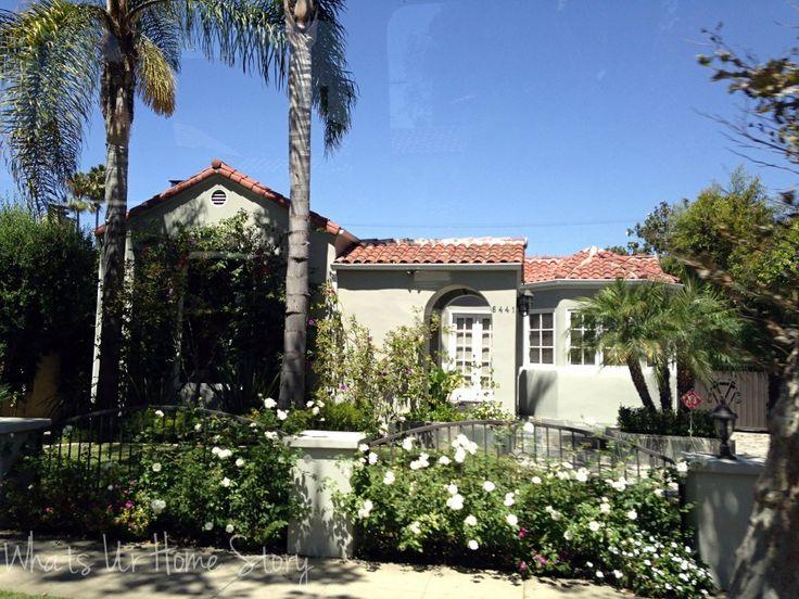 Spanish Colonial Revival style in LA, LA's Spanish Colonial Revival Homes