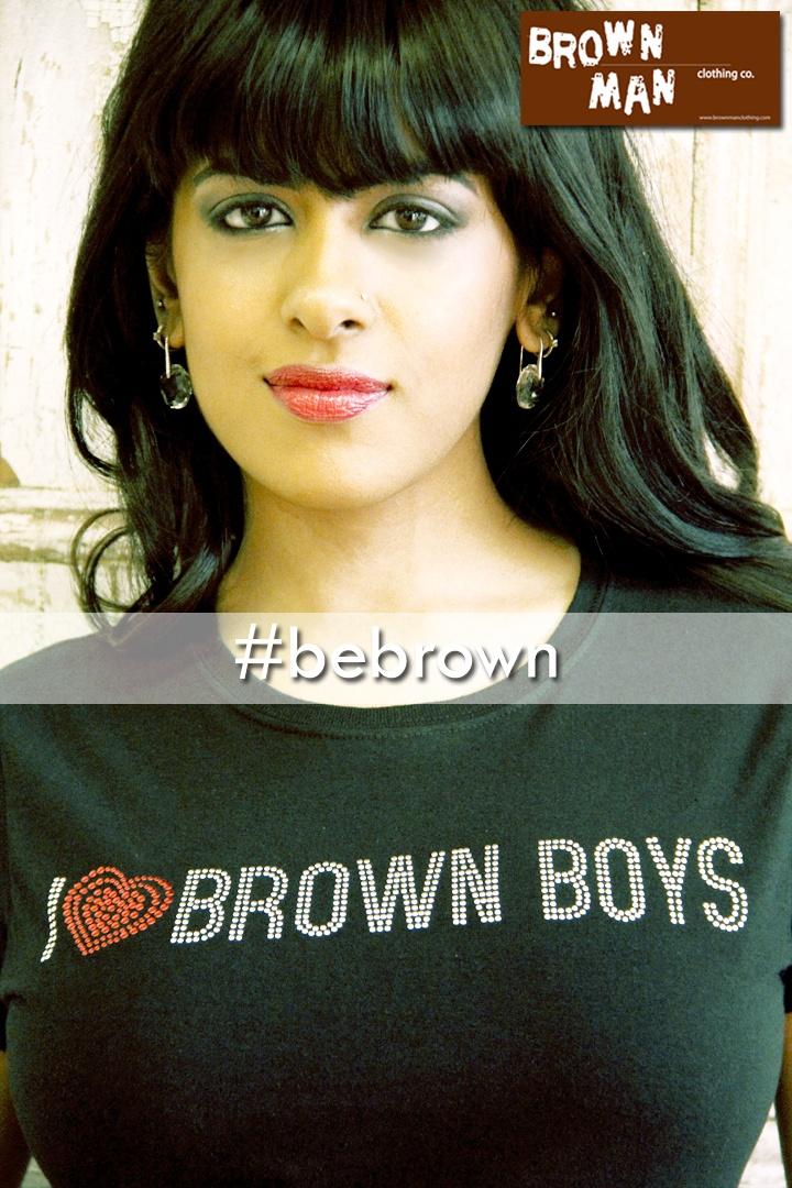 I (Heart) Brown Boys #bebrown