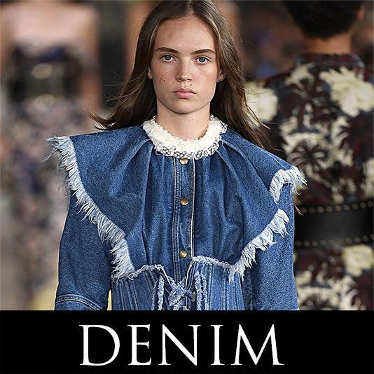 Vuoi tutti gli approfondimenti relativi a denim P/E 17? Consulta le nostre analisi su www.fashionforbreakfast.it