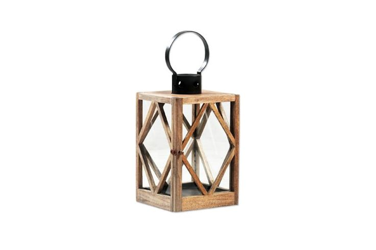 Roma Wooden Lantern R2 400