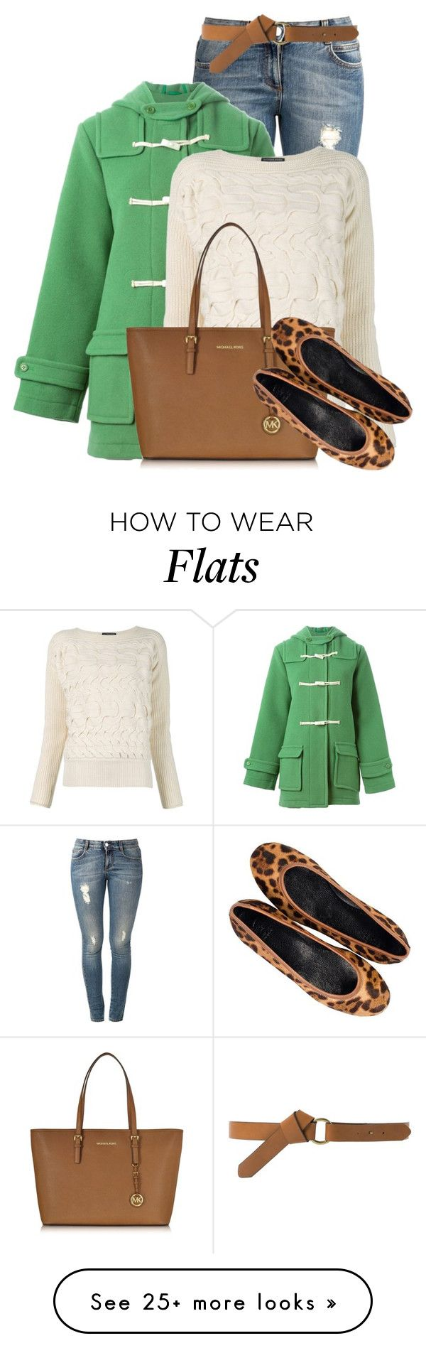 """""""Coats IV: Duffle"""" by lbite on Polyvore featuring STELLA McCARTNEY, YMC, MANGO, Alexander McQueen, Michael Kors, women's clothing, women, female, woman and misses"""