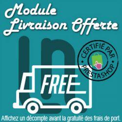 Module LNCW Livraison Offerte