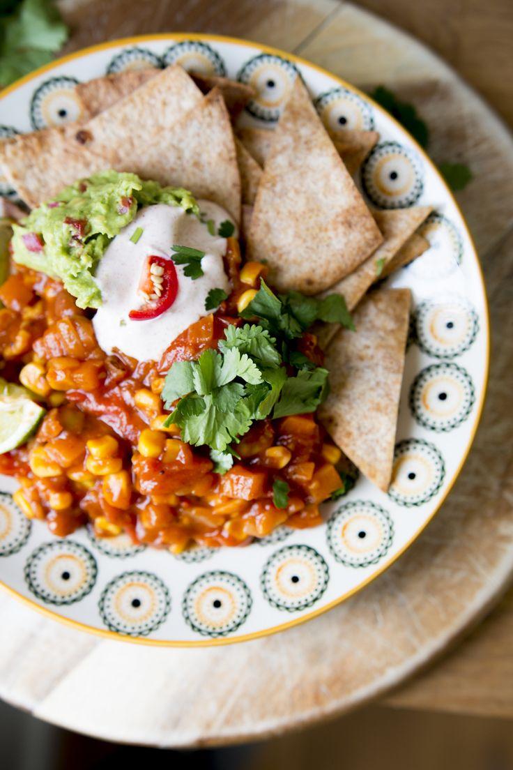 Easy Vegan Chilli sin Carne