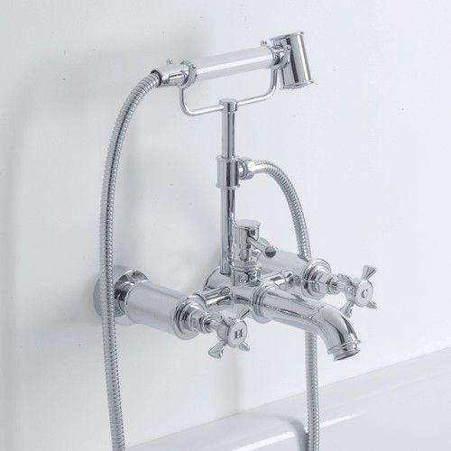 Mallard Bath shower mixer by CP Hart. Had these in my old house.....need them in my new!