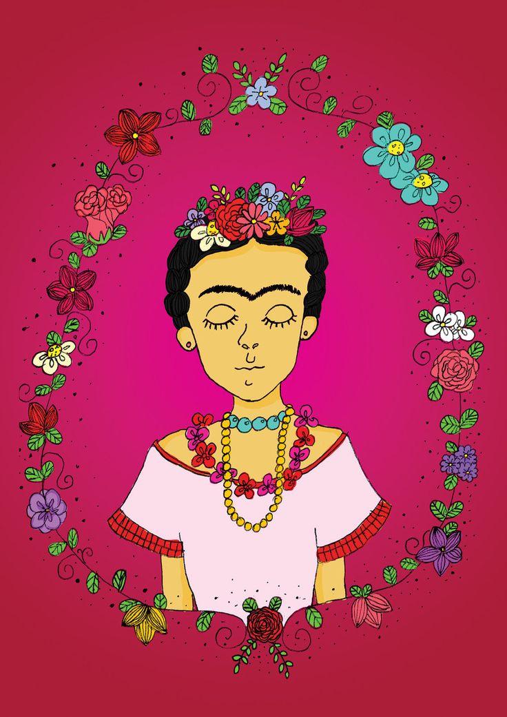 Frida Kahlo - Na Casa da Joana