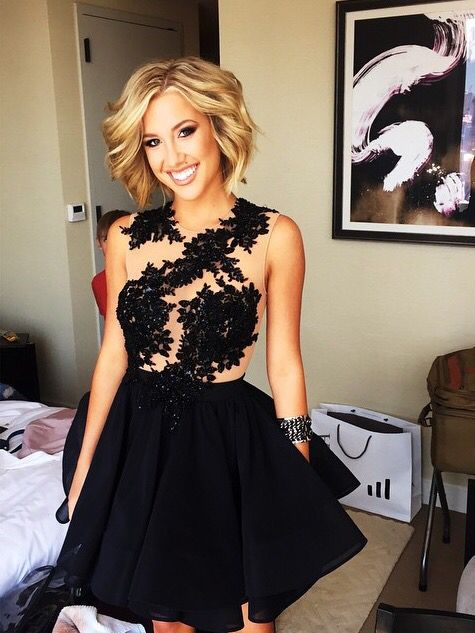 Savannah Chrisley Short Hair