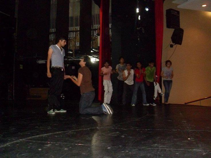 """""""José el Soñador"""" #ensayo Teatro Legaria"""