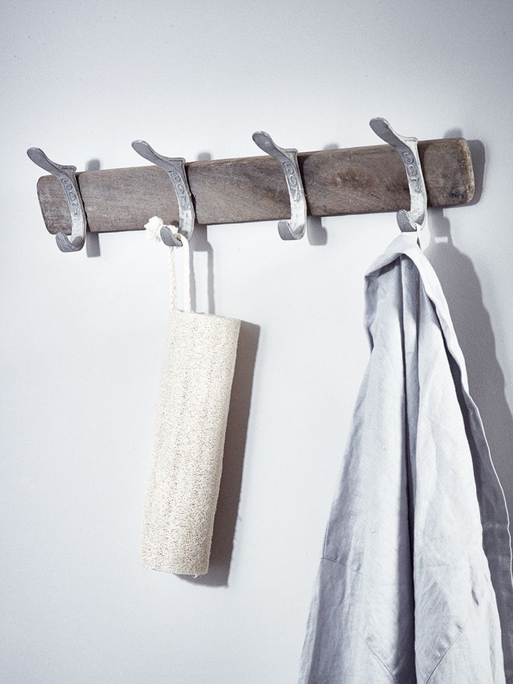 NEW Industrial Style Coat Hooks - Indoor Living
