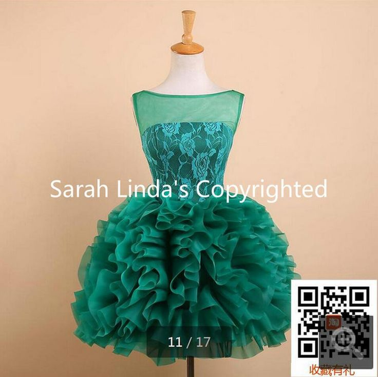2015 Cheap green Lace ruffled homecoming Dresses Sexy sheer back informal Short homecoming gowns Vestido De Festa