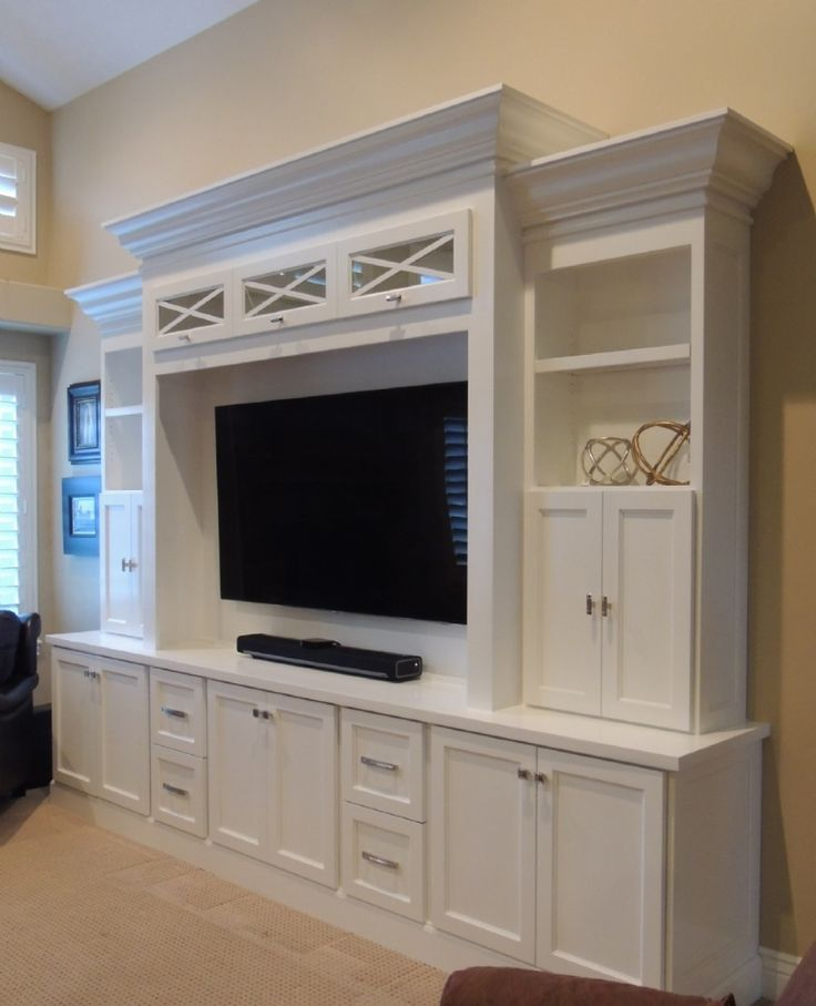 Entertainment Centers And Media Consoles Are The Most