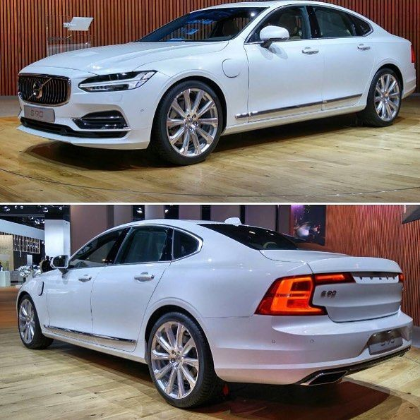 """""""Volvo has produced a design that has gravitas without arrogance. It has a commanding presence with no air of pretense."""" - Mike Fudge"""