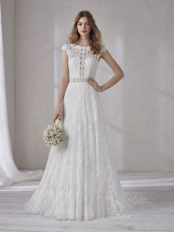 Svatebni Saty Pronovias Mia 2019 Pronovias Couture In