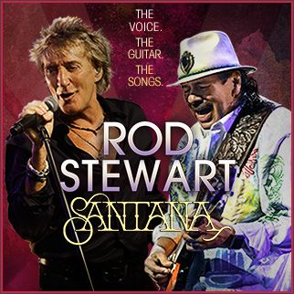 Rod Stewart and Santana - Fri, May 23, 2014 at the Times Union Center. Win Tickets here: http://www.albany.com/contests/stewart-santana-giveaway/