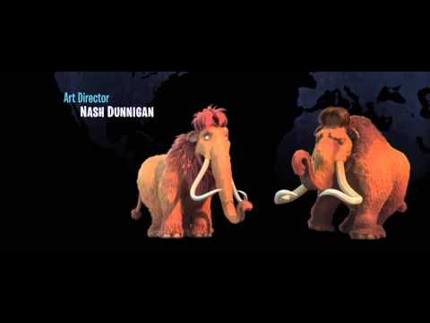 We Are Family - Ice Age 4 Full cast version - YouTube