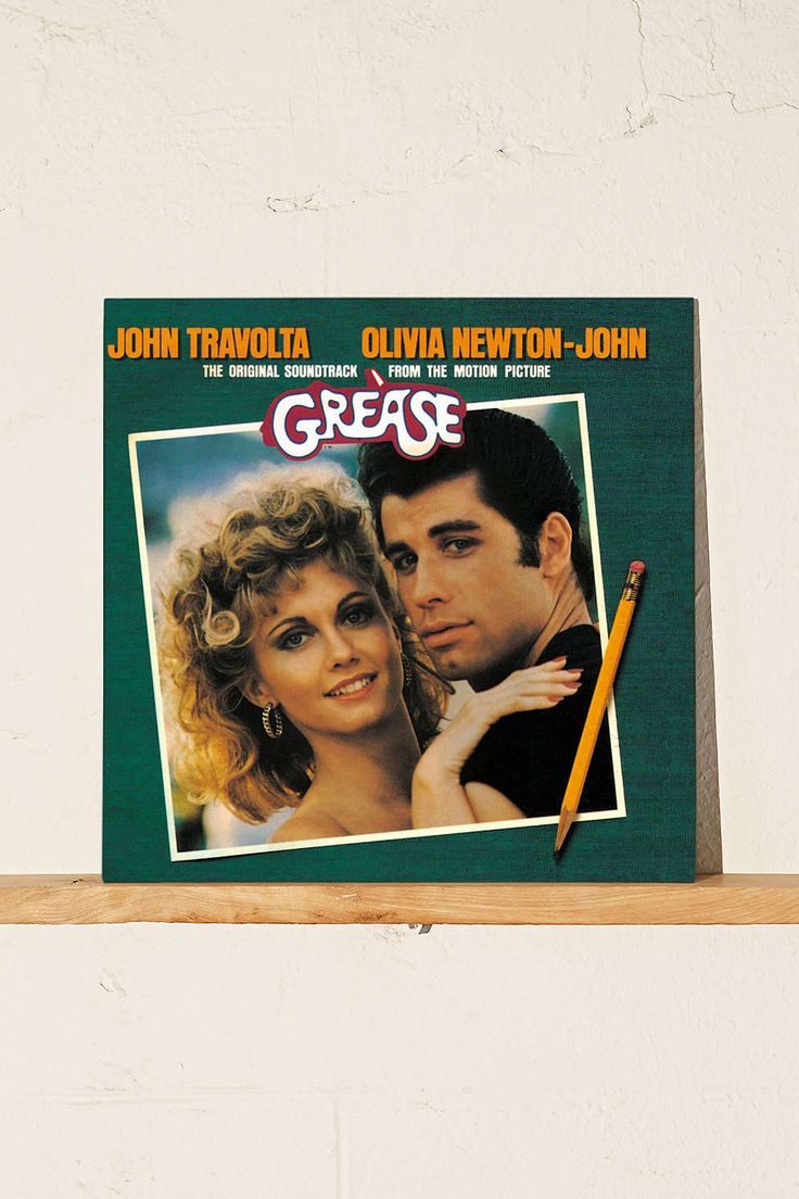 Various Artists - Grease Original Soundtrack