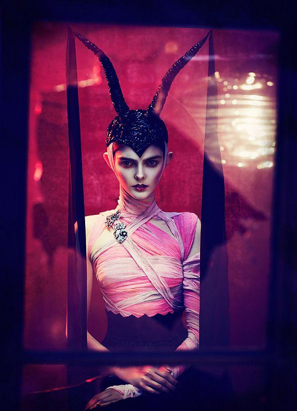 Maleficent / Stilisten by Elizaveta Porodina
