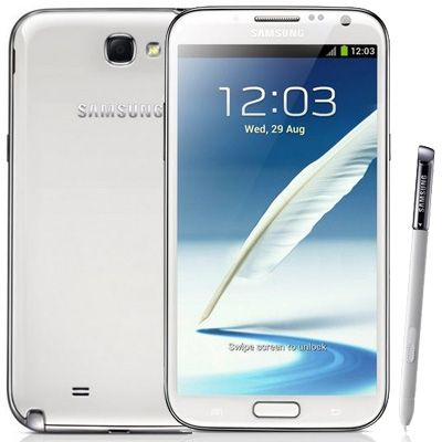 2012 : belle évolution de la gamme Note, le #GalaxyNote2 est un géant technologique, le stylet toujours en plus !