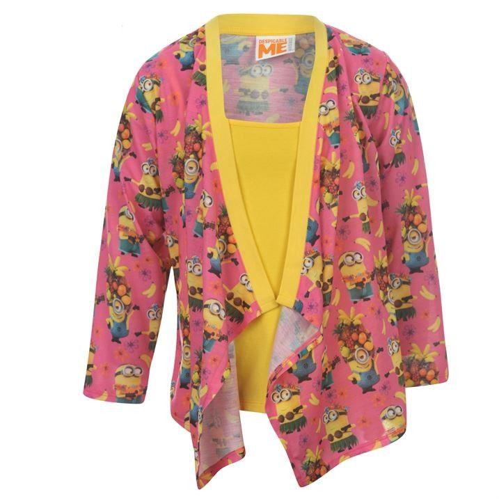 Minion gyerek kimonó szett - brandcenter webáruház