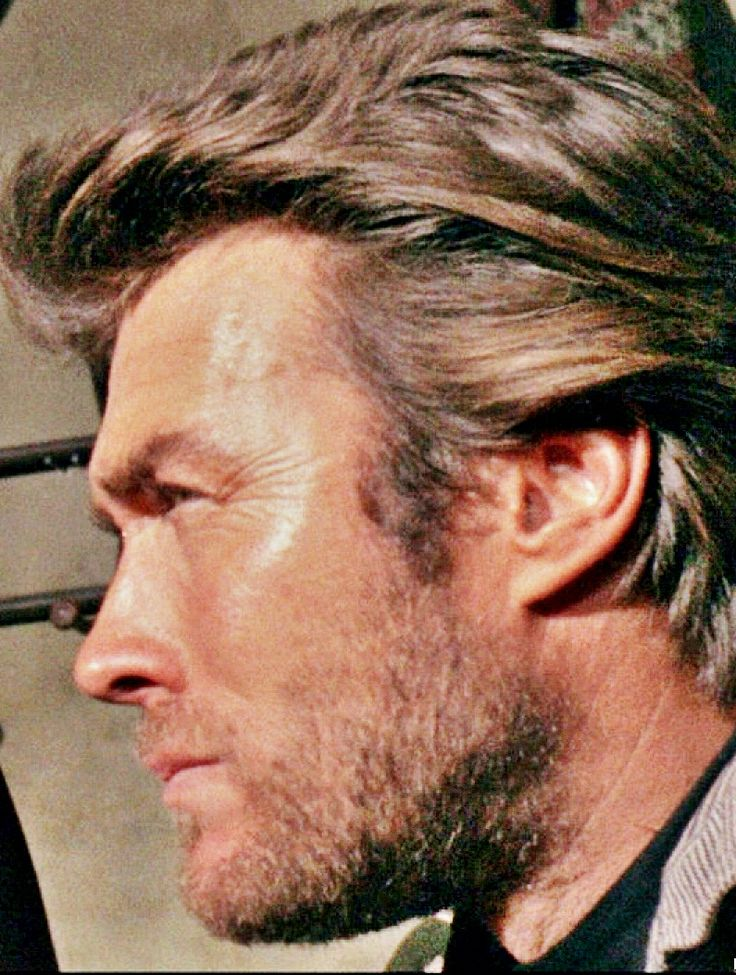 Clint Eastwood - There should be a movie about Clint and Rob Pattinson should play him.