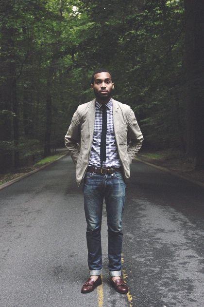 Fashion and style inspiration for men... | No:40404 | メンズファッションスナップ フリーク - 男の着こなし術は見て学べ。