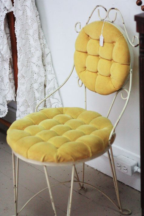 68 best DIY Vanity Chair Makeover images on Pinterest | Home ...